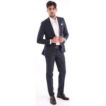 Abbigliamento Uomo Completi Cantarelli ABITO  BLU Blue