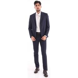 Abbigliamento Uomo Completi Bagnoli Sartoria Napoli ABITO BLU IN FRESCO DI LANA Blue