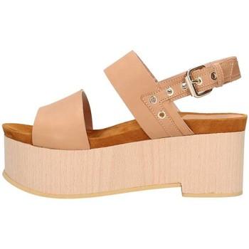 Scarpe Donna Sandali Emporio Di Parma 830 Sandalo Donna Cuoio Cuoio
