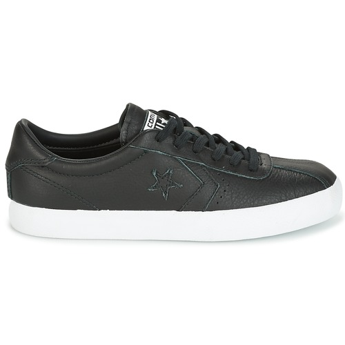 Leather Converse Donna Ox white Breakpoint Sneakers NeroBianco black Foundational Black Basse cFK1J3Tl