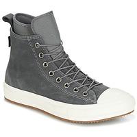 Scarpe Uomo Sneakers alte Converse CHUCK TAYLOR WP BOOT NUBUCK HI MASON/EGRET/GUM Grigio