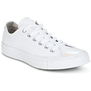 Scarpe Donna Sneakers basse Converse CHUCK TAYLOR ALL STAR Bianco / Nacre