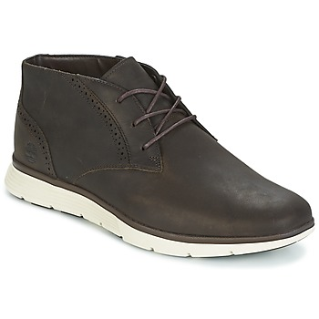 Scarpe Uomo Sneakers alte Timberland FRANKLIN PRK CHUKKA Marrone