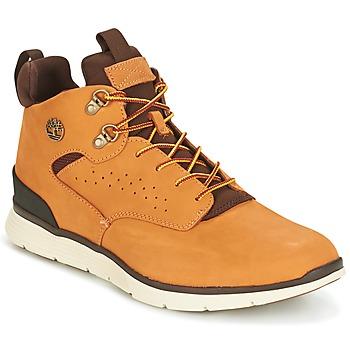 Scarpe Uomo Sneakers alte Timberland KILLINGTON HIKER CHUKKA CAMEL
