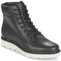 Scarpe Donna Sneakers alte Timberland KENNISTON 6IN LACE UP Nero