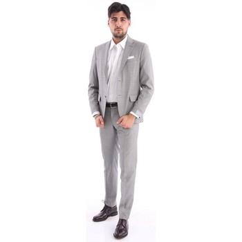 Abbigliamento Uomo Completi Cantarelli ABITO  GRIGIO Grey