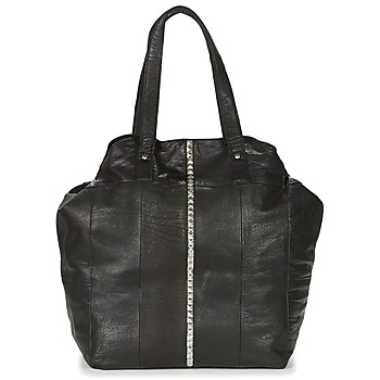 Borse Donna Tote bag / Borsa shopping Pieces JULES Nero