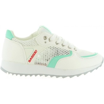 Scarpe Donna Sneakers basse Bass3d 41285 Blanco