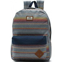 Borse Zaini Vans MOCHILA  OLD SKOOL II (V0ONIKWS) - Blue Mirage MULTICOLOR