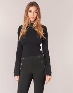 Abbigliamento Donna Maglioni Morgan MJIK Nero