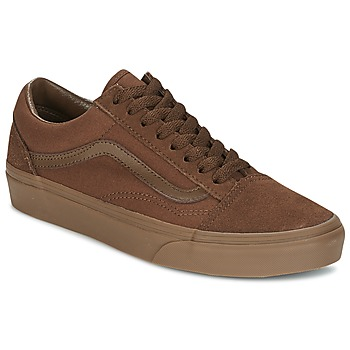 Scarpe Uomo Sneakers basse Vans OLD SKOOL Marrone