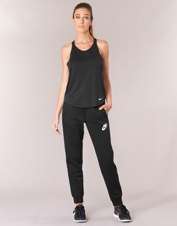Abbigliamento Donna Pantaloni da tuta Nike RALLY PANT Nero / Bianco