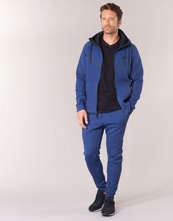 Abbigliamento Uomo Pantaloni da tuta Nike TECH FLEECE JOGGER Blu