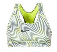 Abbigliamento Donna Reggiseno sportivo Nike NIKE PRO CLASSIC BRA Giallo / Grigio