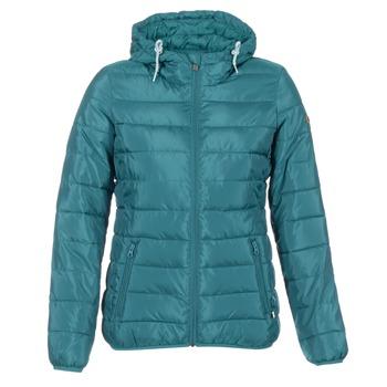 Abbigliamento Donna Piumini Roxy FOREVER FREELY Blu / Petrolio