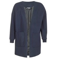 Abbigliamento Donna Gilet / Cardigan Noisy May CARRY Marine