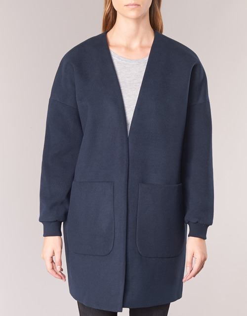 Donna Noisy Marine May Carry GiletCardigan WD9IE2H