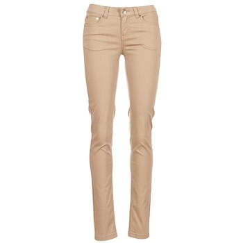 Abbigliamento Donna Pantaloni 5 tasche Les P'tites Bombes BEMBRELA Beige