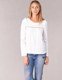 Abbigliamento Donna Top / Blusa Betty London HAMONE Ecru