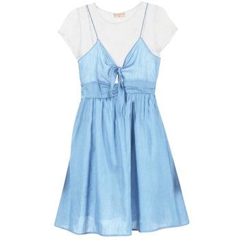 Abbigliamento Donna Abiti corti Moony Mood GLAM Blu