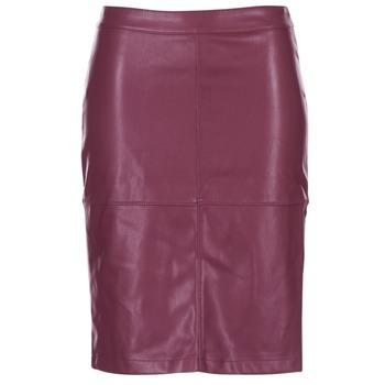 Abbigliamento Donna Gonne Vila VIPEN Bordeaux