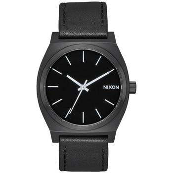 Orologi Uomo Orologio Analogico Nixon Orologi NIXON TIME TELLER NERO - BIANCO Black