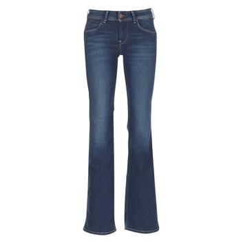 Abbigliamento Donna Jeans bootcut Pepe jeans PIMLICO Blu