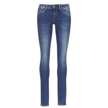 Abbigliamento Donna Jeans slim Pepe jeans SOHO Blu / MEDIUM