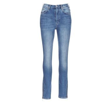 Abbigliamento Donna Jeans slim Pepe jeans GLADIS Blu / CLAIR