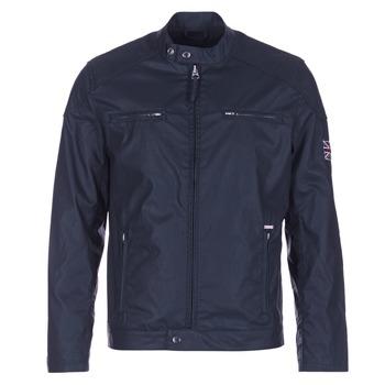 Abbigliamento Uomo Giubbotti Pepe jeans RACER Marine