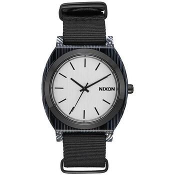 Orologi Uomo Orologio Analogico Nixon NIXON TIME TELLER NERO - BIANCO Black