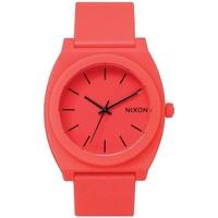 Orologi Donna Orologio Analogico Nixon NIXON TIME TELLER ARANCIONE Orange