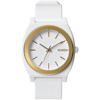 Orologi Donna Orologio Analogico Nixon NIXON TIME TELLER BIANCO - ORO White