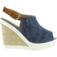 Scarpe Donna Sandali Lois Jeans 85196 Azul
