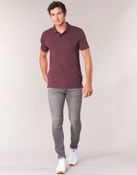 Abbigliamento Uomo Jeans slim Jack & Jones LIAM Grigio