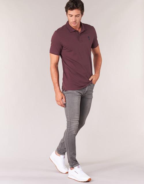 Jackamp; Jones Jeans Slim Uomo Grigio Gratuita Abbigliamento 4000 Liam Consegna qzGUVSMp