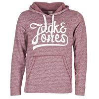 Abbigliamento Uomo Felpe Jack & Jones PANTHER ORIGINALS BORDEAUX