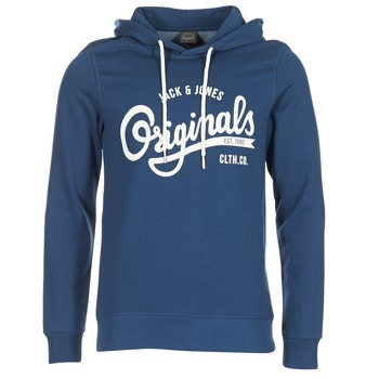 Abbigliamento Uomo Felpe Jack & Jones HAWL ORIGINALS Blu