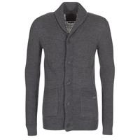 Abbigliamento Uomo Gilet / Cardigan Jack & Jones INSPECT ORIGINALS Grigio