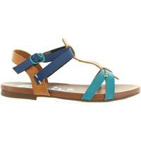 Scarpe Bambina Sandali Cheiw 45677 Azul
