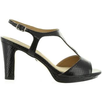 Scarpe Donna Sandali Maria Mare 66206 Negro