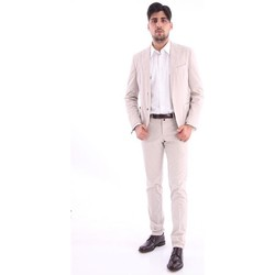 Abbigliamento Uomo Completi Bagnoli Sartoria Napoli ABITO  BEIGE IN COTONE Beige