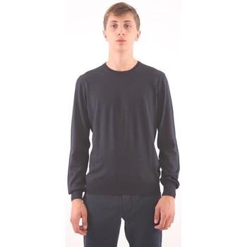 Abbigliamento Uomo T-shirts a maniche lunghe M.marte MAGLIA BLUE NAVY Blue