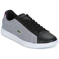 Scarpe Donna Sneakers basse Lacoste CARNABY EVO 117 1 SPW Nero