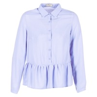 Abbigliamento Donna Top / Blusa Betty London HALONI Blu