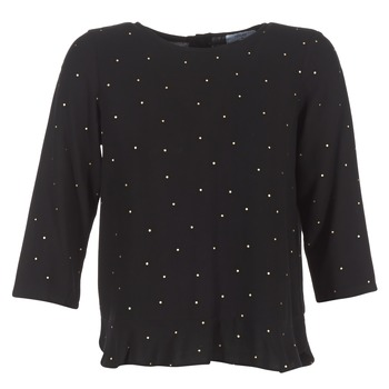 Abbigliamento Donna Top / Blusa Betty London HALETRE Nero