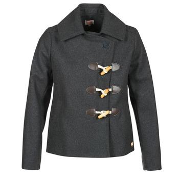 Abbigliamento Donna Cappotti Armor Lux MARTIC Grigio