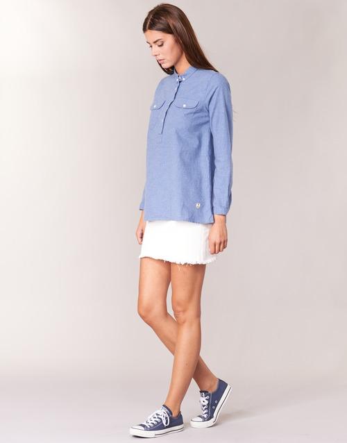 Gricha Blu Camicie Lux Armor Donna SUqzMpV
