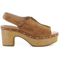 Scarpe Donna Sandali Weekend 17308 Marron