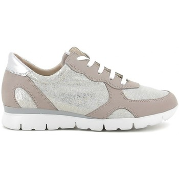 Scarpe Donna Sneakers basse Flexx OH THE MOVE Argenté
